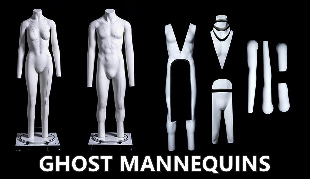 Manekiny Ghost Emanekiny